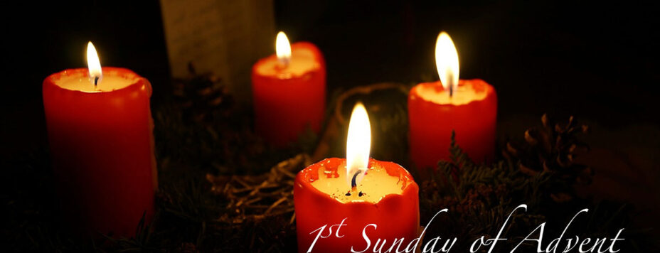 Advent 2020 - First Sunday of Advent