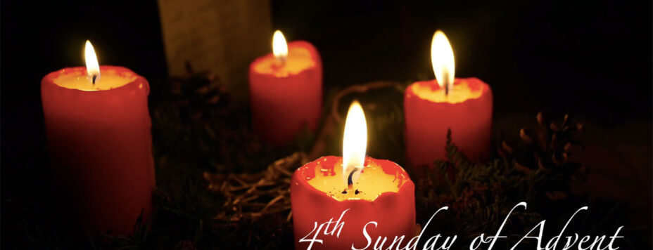 Advent 2020 - Fourth Sunday of Advent