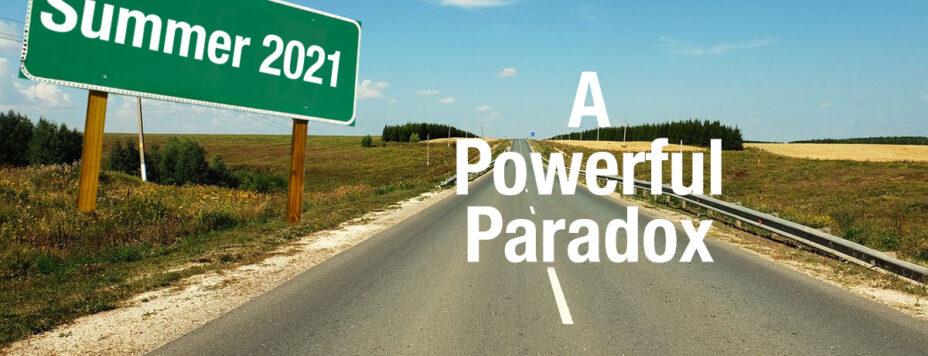 A Powerful Paradox