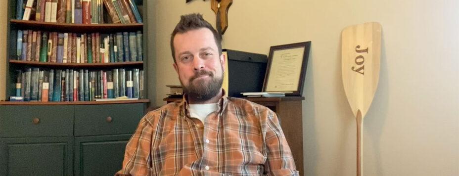 Pastor Ben's Video Update - Holy Week