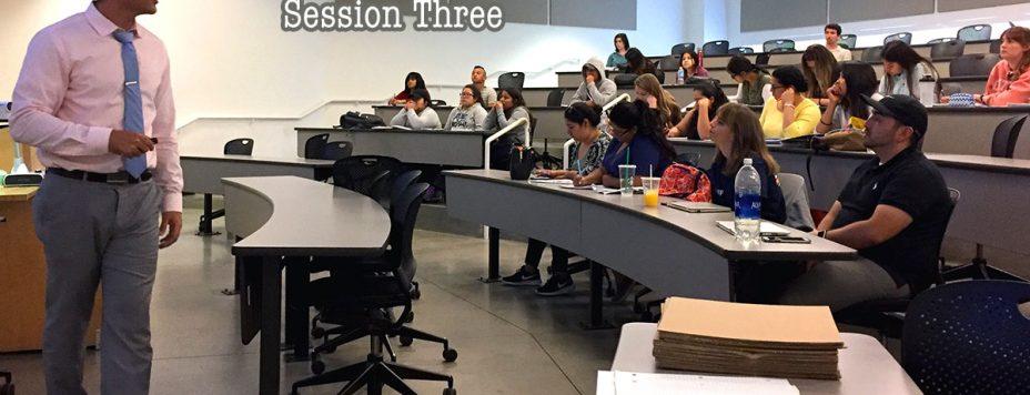 Intro to Discipleship Session Three