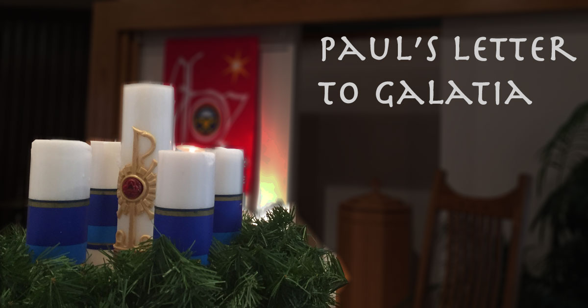 Paul's Letter to Galatia
