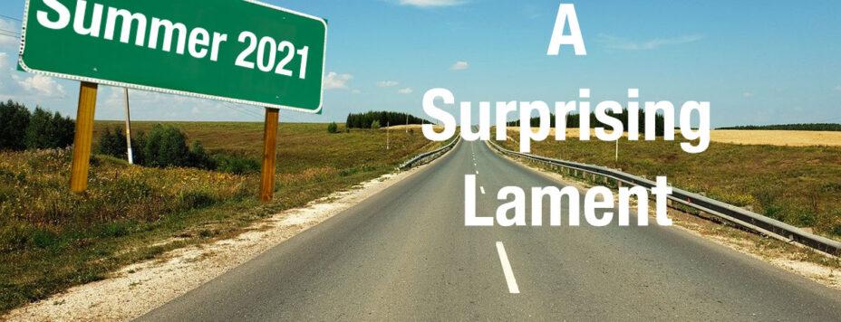 Surprising Lament